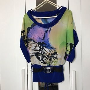 Kingsland Blouse with Camisole L